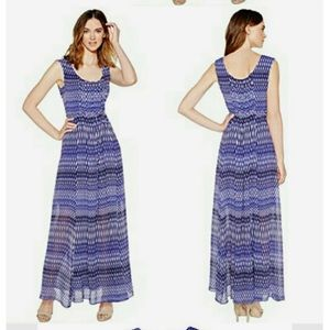 •Calvin Klein• NWT maxi dress